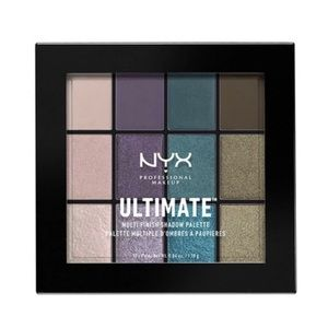 NYX Makeup - NYX Ultimate MULTI-FINISH Shadow Palette